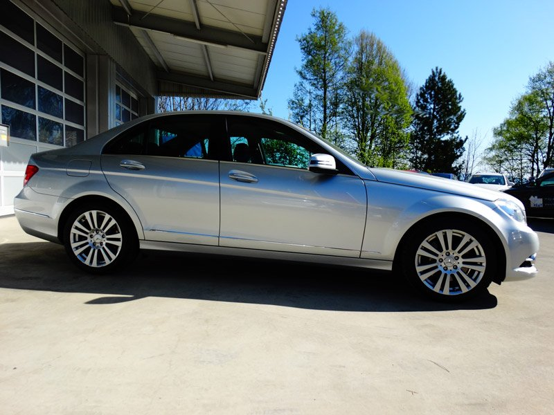 Mercedes benz c 350 4m ec city automobile for Mercedes benz 350 c